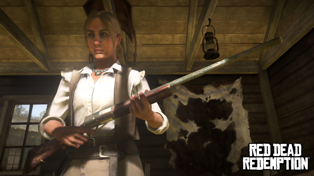 Features: People | Rockstar Games Presents: Red Dead Redemption