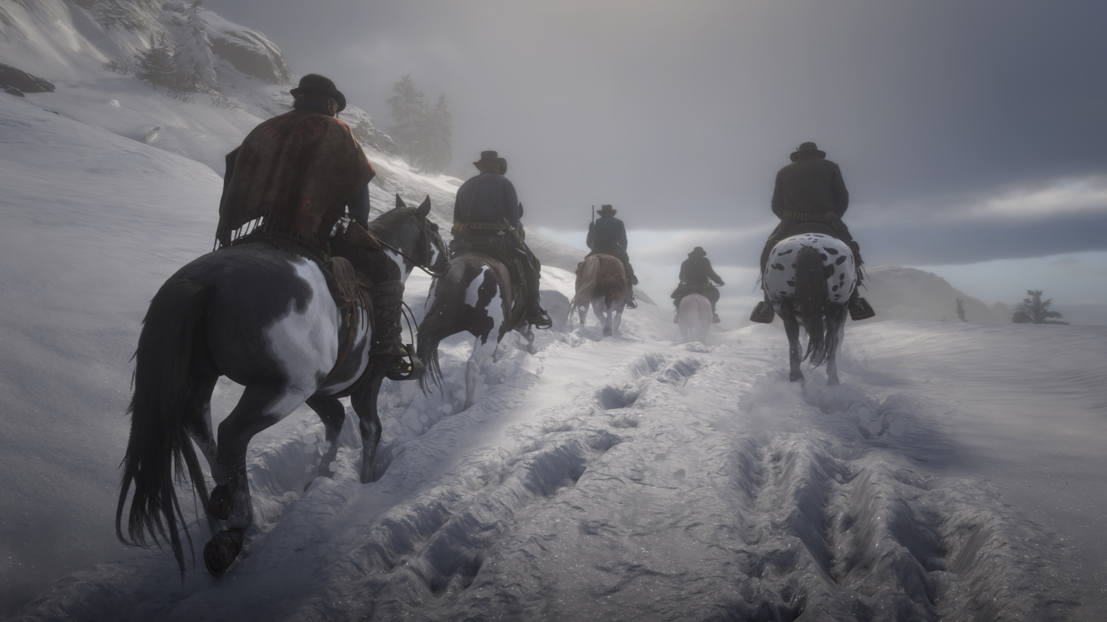 Red Dead Redemption 2 gameplay nominated for Game of the Year 2018