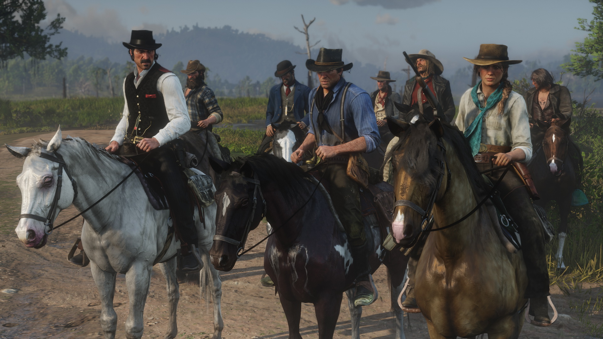 Red Dead Redemption 2 confirmed features 3
