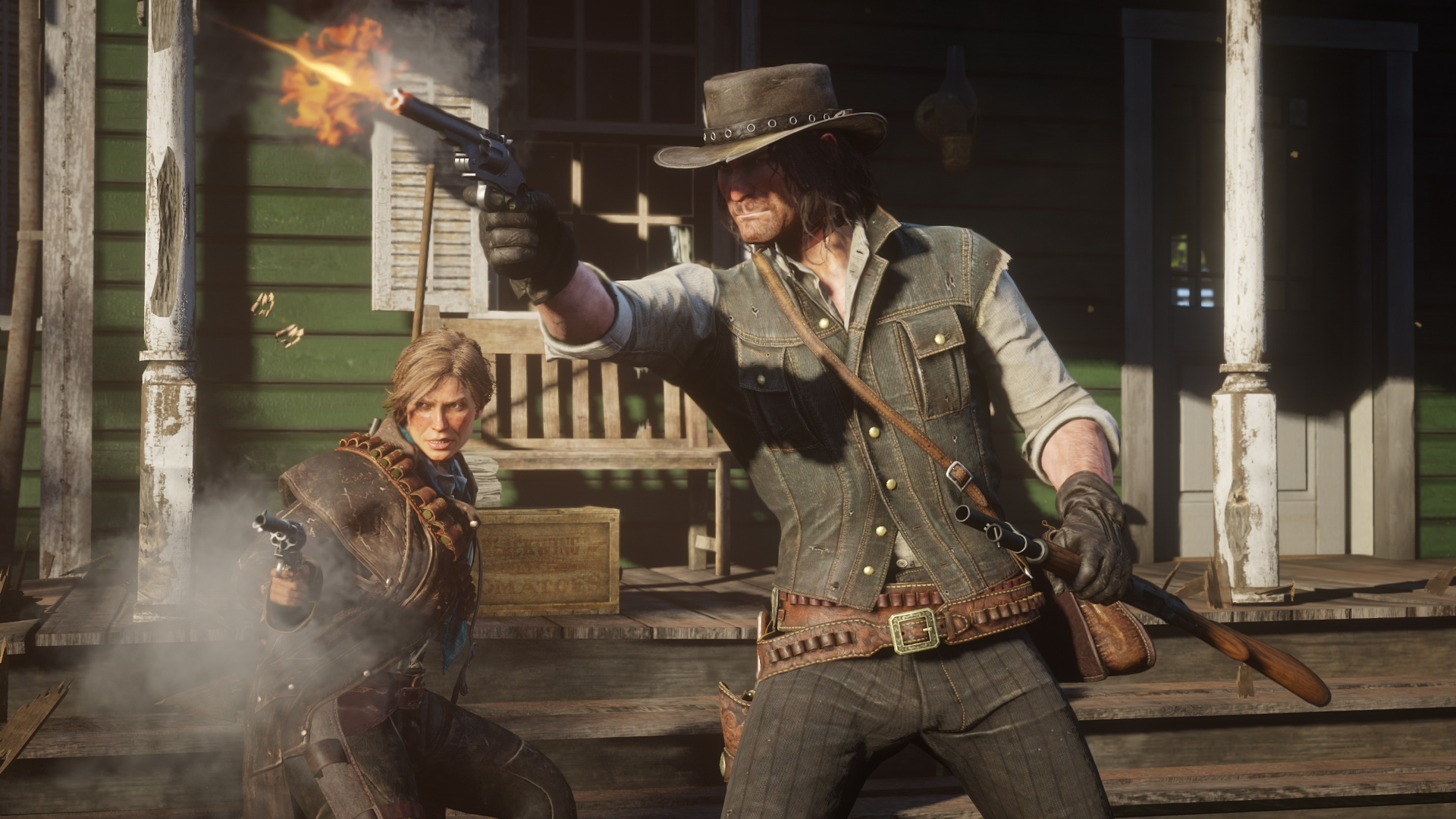 Red Dead Redemption 2 Features Confirmed intro image